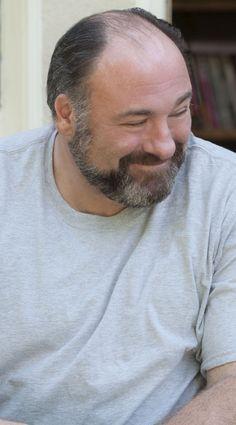 James Gandolfini will always be Capt. Pete Marino - Kay Scarpetta Series (Patricia Cornwell)
