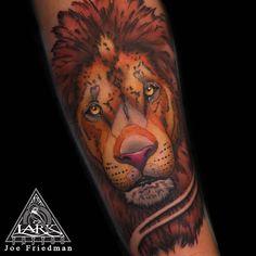 Tattoo by Lark Tattoo artist Joe Friedman.  See more of Joe's work here:  http://www.larktattoo.com/long-island-team-homepage/joe-f/