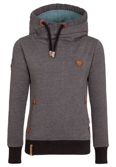 Naketano Women's Hoodie Darth Fancy (M, Anthracite Melange). Just ordered it! They're selling out fast!