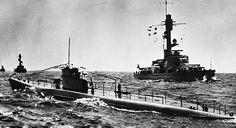 Panssarilaiva Ilmarinen ja sukellusvene Vetehinen