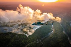 Experience a birds eye view of Victoria Falls on a once in a lifetime Victoria Falls helicopter flight. Book Victoria Falls helicopter flights Online Now! Safari, Zimbabwe, Highlands, Chutes Victoria, Excursion, The Beautiful Country, Autumn Activities, Once In A Lifetime, Birds Eye View