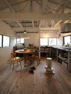 リノベ-ション・デザインリフォーム ツール・パーツ/リノベーションは東京都目黒区のフィールドガレージへ
