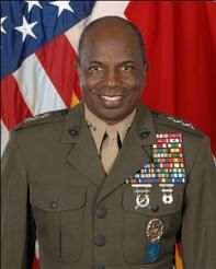 Lieutenant General Gaskin served as the Commanding General of the 2d Marine Division at Camp Lejeune, NC from June 2006 until July 2008. In addition to this role, he simultaneously served as the Commanding General of II Marine Expeditionary Force (Forward). During this tour, Lieutenant General Gaskin led II MEF (FWD) during its year-long deployment to Al Anbar Province, Iraq as the Commanding General of Multinational Forces-West.
