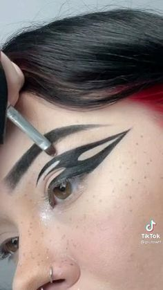 Make Up, Tutorials, Ear, Tattoos, Girl Clothing, Tatuajes, Tattoo, Makeup, Beauty Makeup