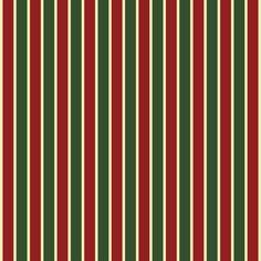 Stripes Christmas Digital Paper