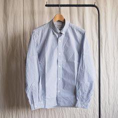 Comfort Shirt Narrow #blue stripe