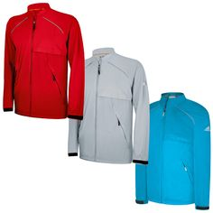 Adidas mens climaproof storm soft #shell rain #jacket - new golf #waterproof top,  View more on the LINK: http://www.zeppy.io/product/gb/2/161750585302/