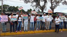 #30M Personas en #Amazonas se suman a la protesta pacífica #360UCV