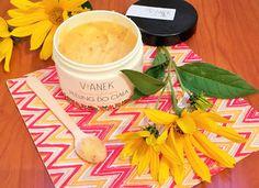 Make-Life-Green: Kosmetyczni Ulubieńcy - Wygładzająco-odżywczy peeling do ciała z pestkami moreli firmy Vianek
