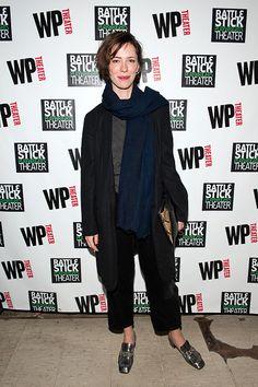 Rebecca Hall; 2016