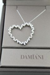 Diamond Heart Necklace ~ Fine Jewelry & Engagement Rings | Salisbury, MD | Kuhn's Jewelers