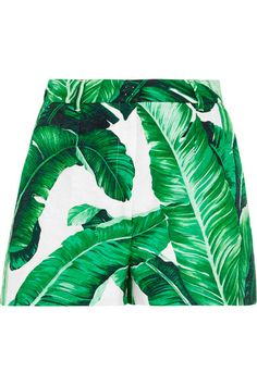 Tonal-green and white cotton and silk-blend brocade Concealed snap and zip…