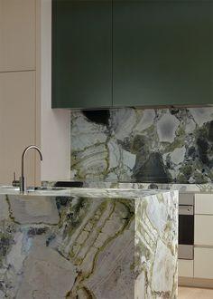 Australian Interior Design, Australian Homes, Polished Plaster, Rose Bay, Apartment Renovation, St Kilda, Soothing Colors, Office Interior Design, Kitchen Interior
