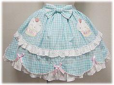 Sweet Cake Pocket Skirt