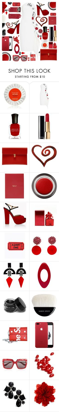 """Gratitude"" by sunnydays4everkh ❤ liked on Polyvore featuring Frédéric Malle, Elizabeth Kennedy, Deborah Lippmann, Chanel, Alexander McQueen, Letter2Word, Thacker, John Lewis, Dsquared2 and Marc Jacobs"