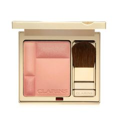 Blush Prodige Illuminating Cheek Colour by Clarins. A silky, lightweight powder blush containing the perfect combination of mineral and plant extracts. Adds colour and luminosity to cheeks for an instant, healthy-looking glow. Blushes, Cheek Makeup, Eye Makeup, Makeup Blush, Blusher Makeup, Blush Beauty, Perfume, Maybelline, Tv Star
