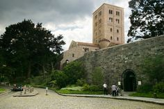 The Cloisters - Long walk from 190th subway (A train) but worth it!