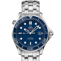 Omega Seamaster Diver 300M Co-Axial 41 MM Blue