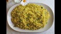 #Risotto agli #asparagi delicato, buonissimo, facile e veloce! Grains, Make It Yourself, Ethnic Recipes, Food, Essen, Meals, Seeds, Yemek, Eten