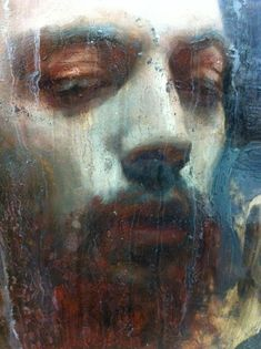 Sean Cheetham - Self Portrait - Art Curator & Art Adviser. I am targeting… Self Portrait Art, Abstract Portrait, Portrait Paintings, Portraits, Figure Painting, Painting & Drawing, Kunst Online, Art Advisor, A Level Art