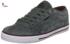 GS, Unisex-Erwachsene Sneakers, Schwarz (black/cobalt 10015), Gr. 39 EU/6 UK/7 USGlobe