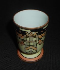 Art Deco Toothpick Holder