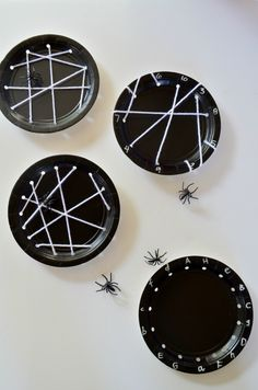 Itsy Bitsy Spider Party Activities. A non-scary, easy-to-put-together Halloween…
