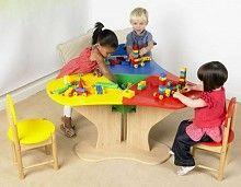 kinderspieltisch rund holz kinderspielm bel pinterest. Black Bedroom Furniture Sets. Home Design Ideas