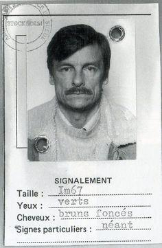 tarkovsky, carta d'identita' francese