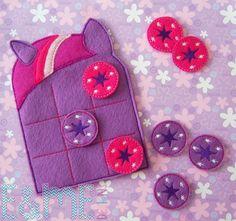 My Little Pony - Tic Tac Toe game  Twilight sparkle unicorn