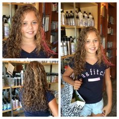 Ania Hair Studio and Spa- Curls