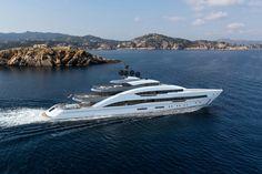 PROJECT VESTA (75m alu) - Heesen Yachts
