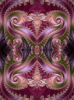 Fractal...By Artist Unknown...