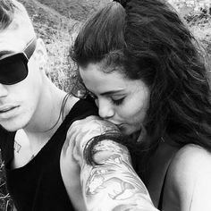 Justin Bieber Shares PDA Selfie Showing Selena Gomez—See the Photo!  Justin Bieber, Selena Gomez, Instagram