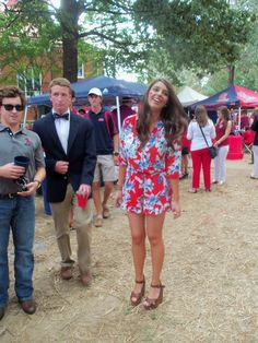 Ole Miss Football Red Home game day colorSept 27, 2014 Ole Miss vs Memphis
