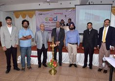 """The eminent speakers at the """"Entrepreneurship Awareness Drive Bangalore 2015"""" : • Mr. Ashok Soota - Executive Chairman Happiest Minds • Mr. Subhendhu Panigrahi-Co-Founder Venturesity and Innovation, • Mr Vir Kashyap Cofounder & CEO Babajob.com, • Mr Tripat Preet Singh founder and COO of Tagos Design Innovations Pvt. Ltd"""