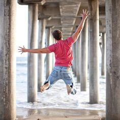 www.everlyfilms.com - Always a reason to jump!