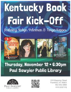 Kentucky Book Fair: 2015 Kentucky Book Fair Kick-Off