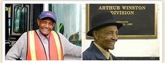 Arthur Winston (100-year-old): Worked for 72 years at the same company and only took one day off