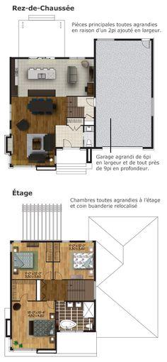 Plan 3713-V1 Modifié - Plancher