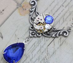 Steampunk Jewelry Steam Punk Necklace