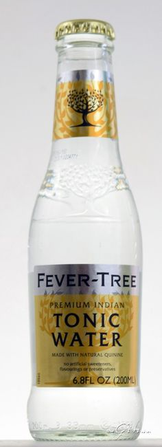 Fever Tree's Premium Indian Tonic Water— or more succinctly— Fever Tree Tonic is one of Best Tonic Water, Fever Tree Tonic Water, Gin And Tonic, Preserves, Beer Bottle, Drinks, Top, Drinking, Preserve