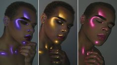 Neon Strobing Is the New Highlighting Technique on Instagram As everyone knows by now, highlighting has quickly become one of the must-have beauty products in anyone's routine. But have you heard of neon strobing?  http://www.allure.com/story/neon-strobing-highlighting-technique-instagram #InstagramNews #InstagramTips