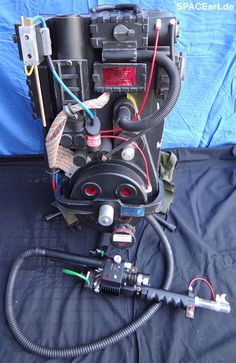 Ghostbusters: Proton Pack. After finding out they sold these on ebay, I always wanted one.