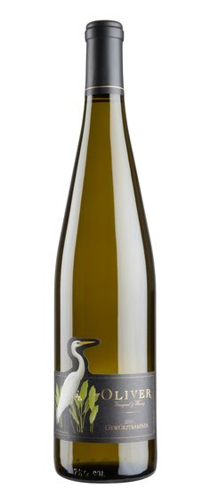 I have yet to find a Gewurztraminer as good as this one from Oliver...