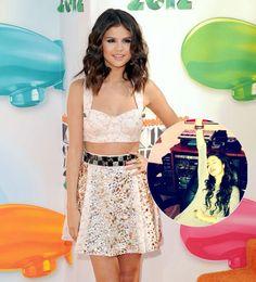 Selena Gómez busca su lado 'alocado' tras su ruptura con Justin Bieber #cantantes #actrices #famosas #people #celebrities