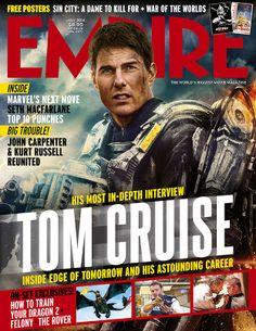 Empire July 2014 - Tom Cruise