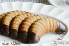 Hungarian Desserts, Czech Recipes, Cookies, Sweet And Salty, Something Sweet, Confectionery, Four, Christmas Baking, Nutella