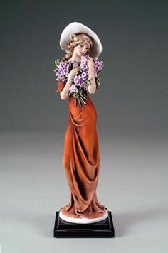 Giuseppe Armani Lilac 1995E. #GiuseppeArmani #Figurine.