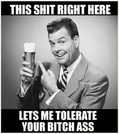 This Shit Right Here… humor This Shit Right Here Sarcastic Quotes, Funny Quotes, Funny Memes, Hilarious, Satire, Yolo, Alcohol Humor, Funny Alcohol Memes, Funny Jokes For Adults